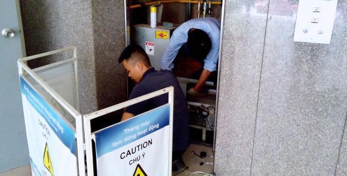 Báo giá bảo trì thang máy cho khách hàng có sự lựa chọn kỹ lưỡng