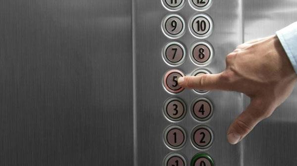 cách sử dụng thang máy trong benh vien