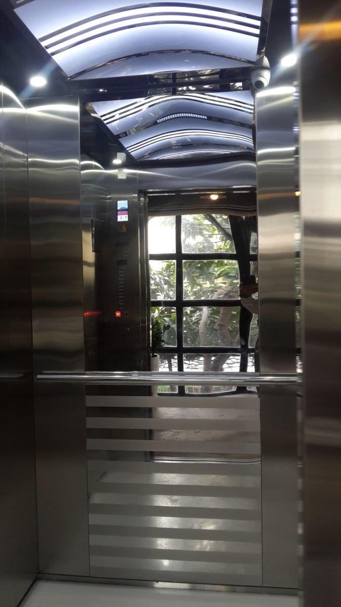 thang máy tự động