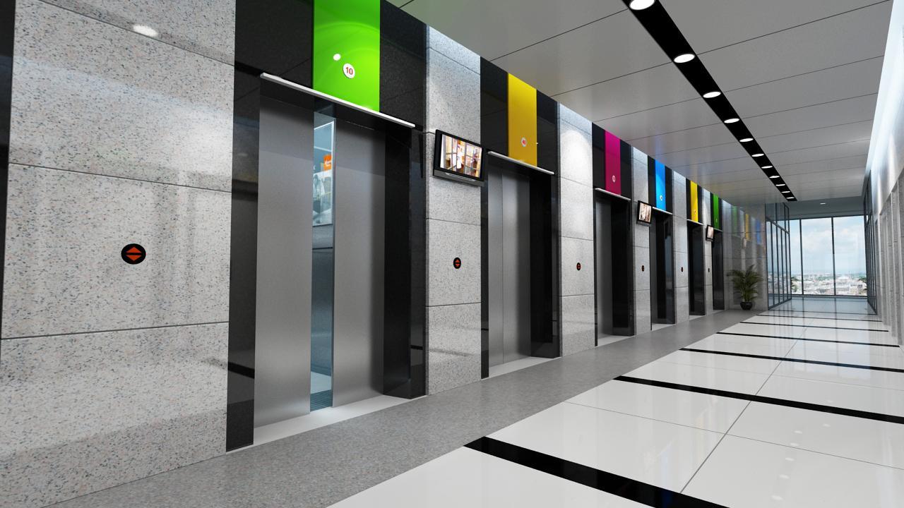 Lưu ý sử dụng thang máy tải khách để thang máy tải khách luôn bền, đẹp.