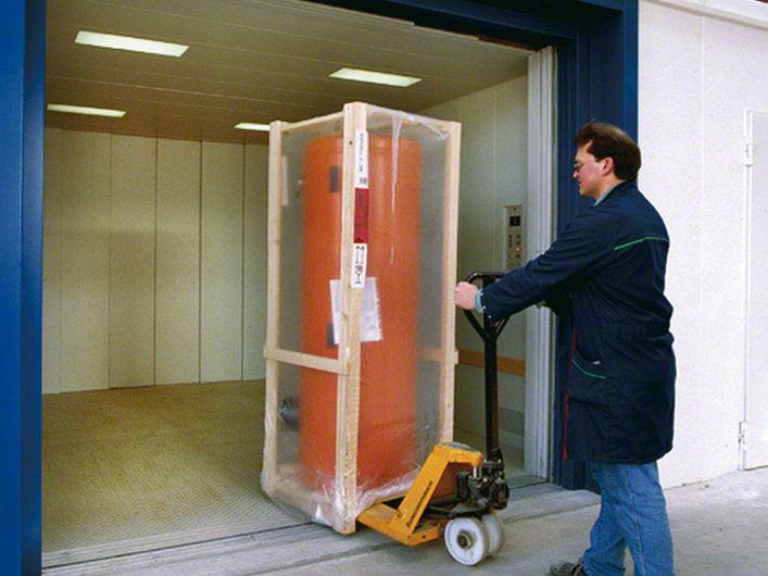 Kinh nghiệm sử dụng thang máy tải hàng, khuyến cáo từ nhà sản xuất