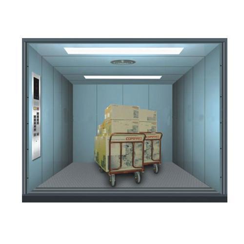 Tải trọng của thang máy tải khách và sự phụ thuộc