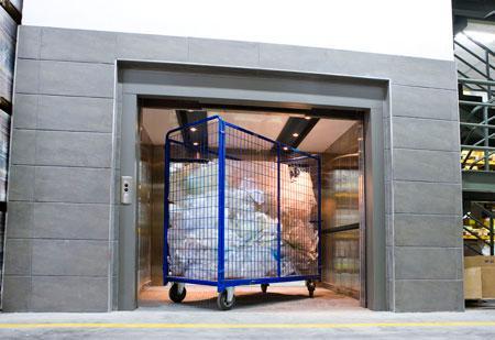 Thang máy tải hàng Tp Hồ Chí Minh | Thang máy tự động