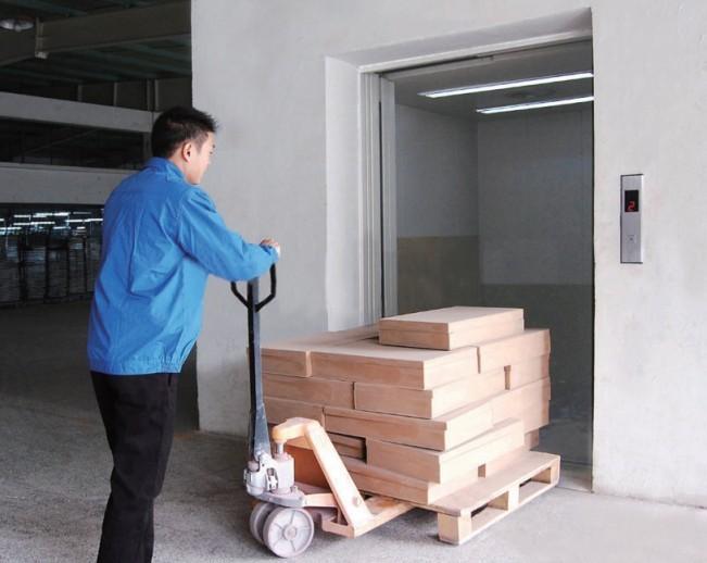 Địa chỉ lắp đặt thang máy tải hàng hcm uy tín